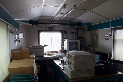 2012 0435 - Van plan interieur ...